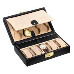 Watch Case 10 Compartments