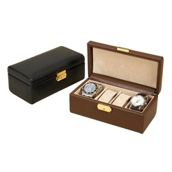 Leather Four Watchcase