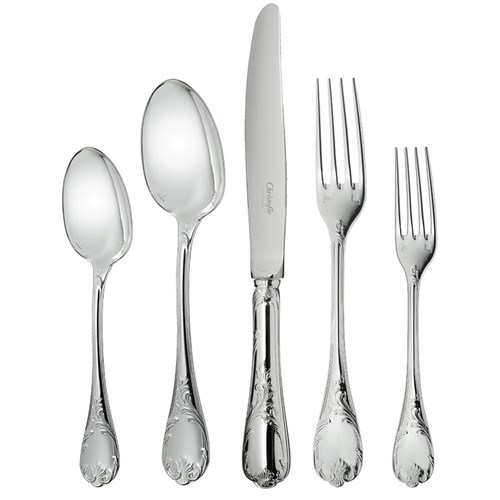 Christofle Marly Silverplated Collection
