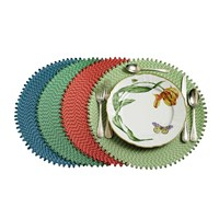 Ekot Looped Round Placemat