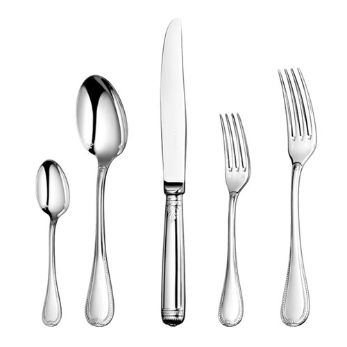 Christofle Malmaison Silverplated Collection