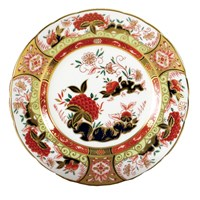 Royal Crown Derby Golden Peony