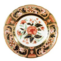 Royal Crown Derby Pink Camellias