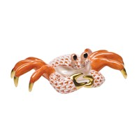 Herend Ghost Crab Figurine