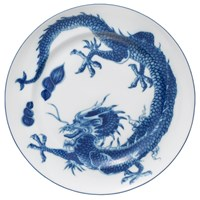 Mottahedeh Blue Dragon Set