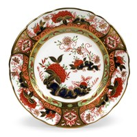 Royal Crown Derby Imperial Garden Plate