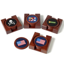 Petitpoint Coaster Sets