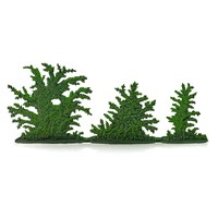 Pewter Summer Bush Group Figurine