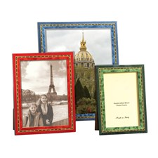 Italian Wood Picture Frames