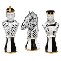 Herend Chess Figurines