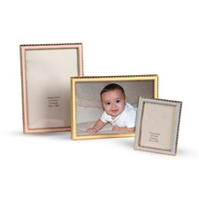 Enamel Baby Picture Frames