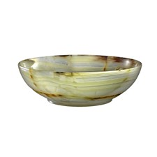 Light Green Onyx Bowl