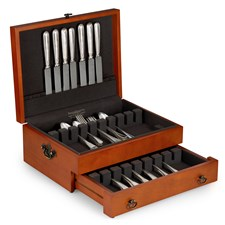 Bristol Flatware Chest, Cherry