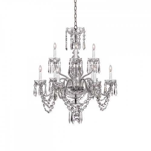 Waterford Ashbourne Nine Arm Chandelier