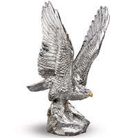Sterling Silver Eagle