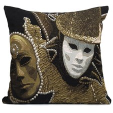 Venetian Masques Pillows