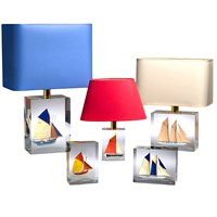 Sailboat Lamps and Inclusions