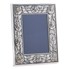 Buccellati Rose Sterling Silver Frames