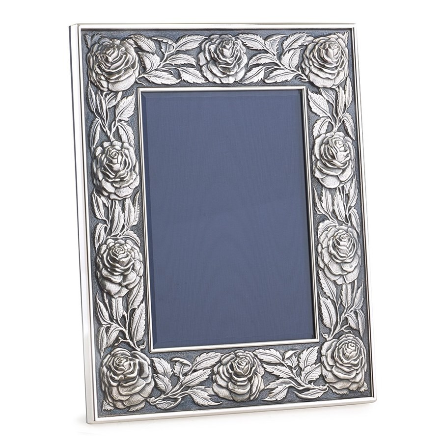 Sterling Silver Frames | Silver Picture Frames & Photo Frames at ...