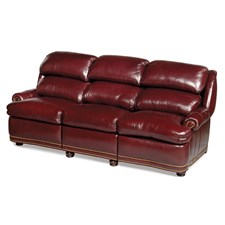 Leather Loveseats Leather Sofas Scully Scully - Derby-chesterfield-sofa