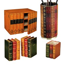 Leather Book Spines Accessories