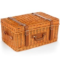 Orchard Picnic Basket for Four