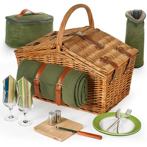 Wedding Gift Picnic Basket Ideas : Picnic Basket for Two Wedding Gifts Gifts For All Occasions Gift ...