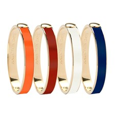 Halcyon Days Plain Hinged Bangles