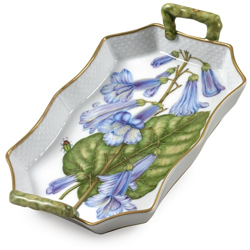 Anna Weatherley Bluebells Tray With Handles