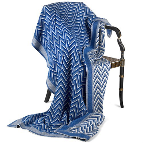 """Dillon"" Cashmere Throws (Assorted Colors)"