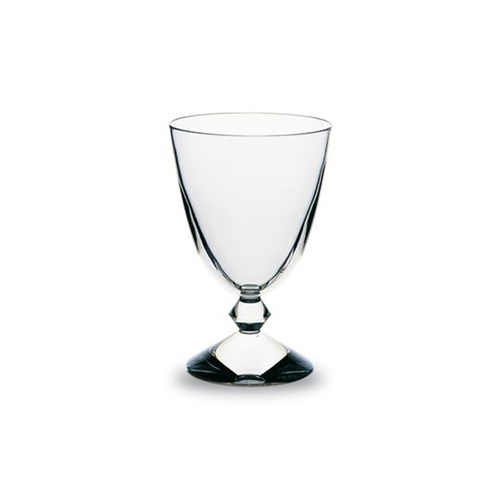 "Baccarat ""Vega"" Clear Water Glass #2"