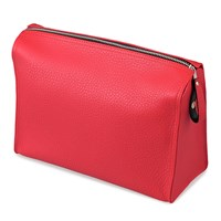Calfskin Toiletry Bag (Assorted Colors)
