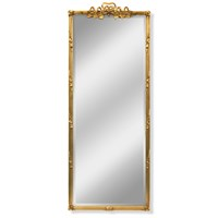 Bow Top Dressing Mirror