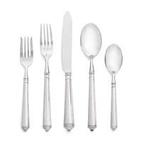 "Ricci ""Rialto"" Stainless Steel Flatware"