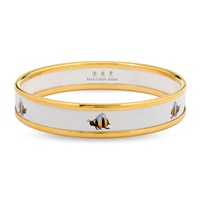 Halcyon Days Bumble Bee Push on Bangles