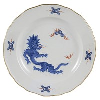 "Meissen ""Ming Dragon II"" Light Blue"