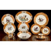 American Wildlife Tableware