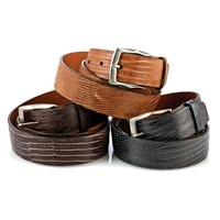Chadwick Lizard Belt
