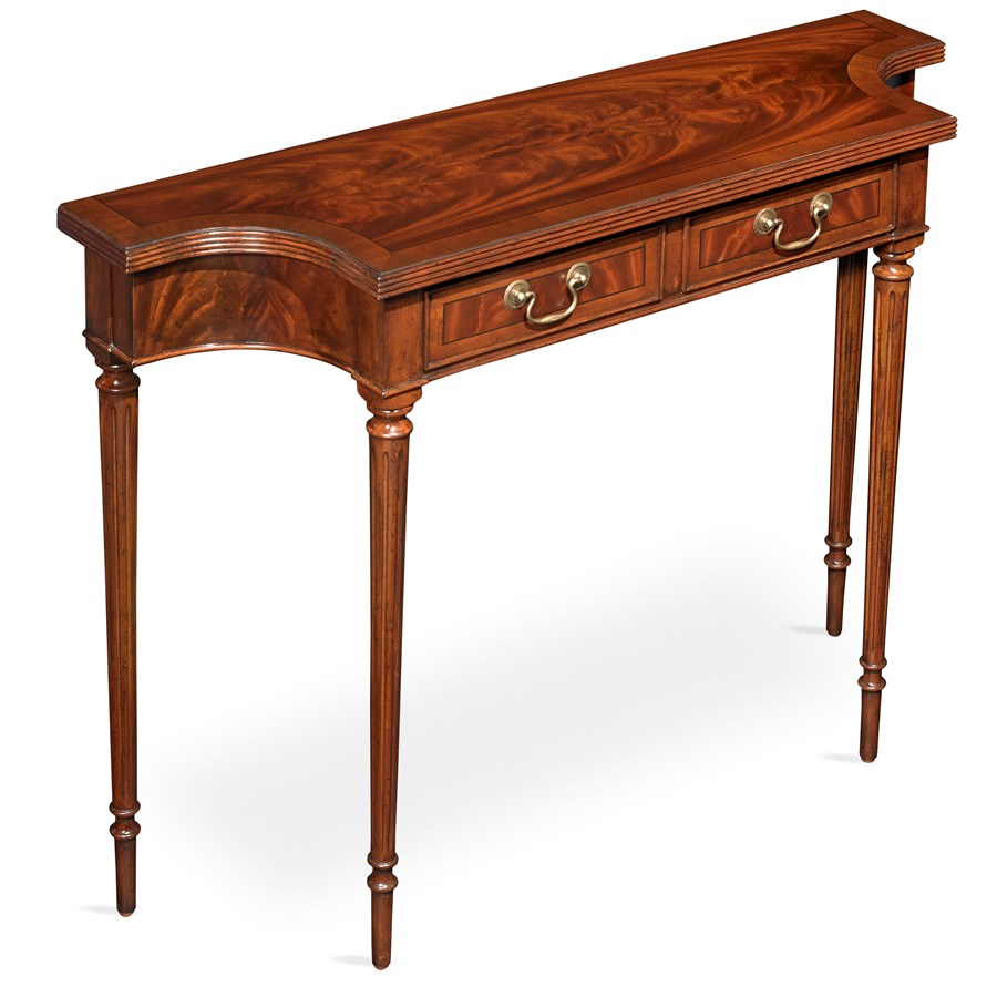 console table mahogany mahogany console table console tables tables 2443