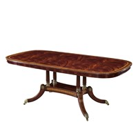 Whitehall Mahogany Dining Table