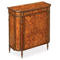 Inlaid Mahogany Side Cabinet
