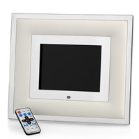 Digital Photo Frame, White