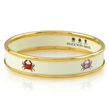 Halcyon Days Crab on Rice Bangle