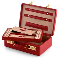 Wave Jewelry Box (Assorted Colors)