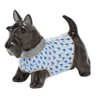 Herend Scottie McDuff Figurine