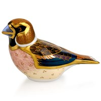 Hawfinch Paperweight