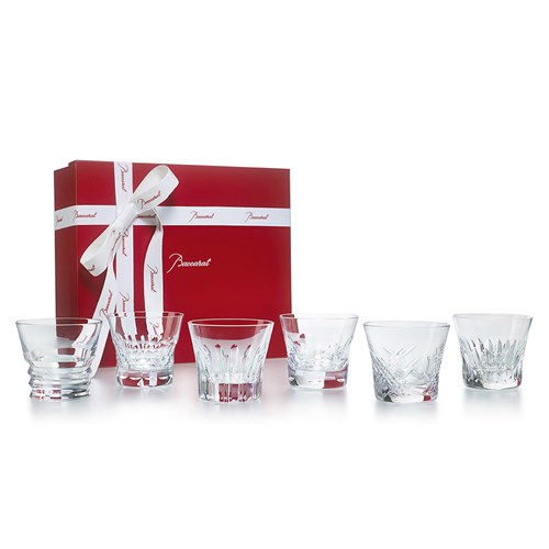 Baccarat Everyday Classic Tumblers, Set of Six