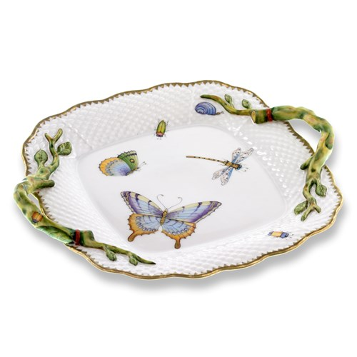 Anna Weatherley Butterfly Tray with Handles