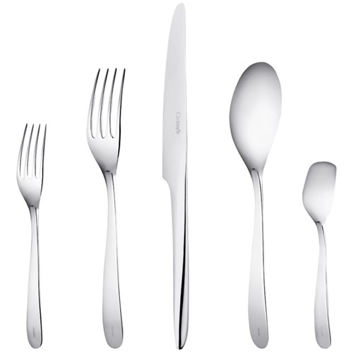 Christofle L'Ame Stainless Steel Dinnerware
