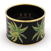 Halcyon Days Wide Palm Bangles